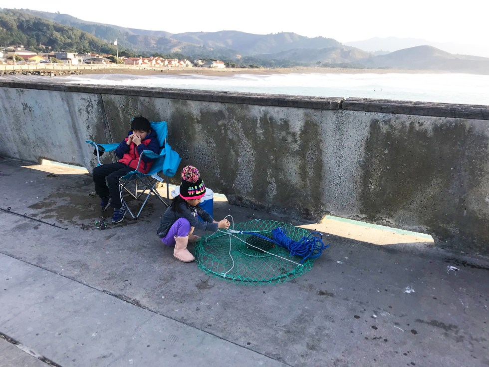 Dungeness Crabbing in Pacifica // Shikha la mode