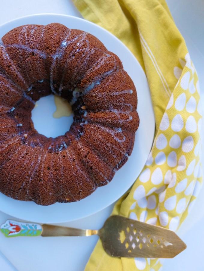 Recipe: Kahlua Coffee Cake // Shikha la mode