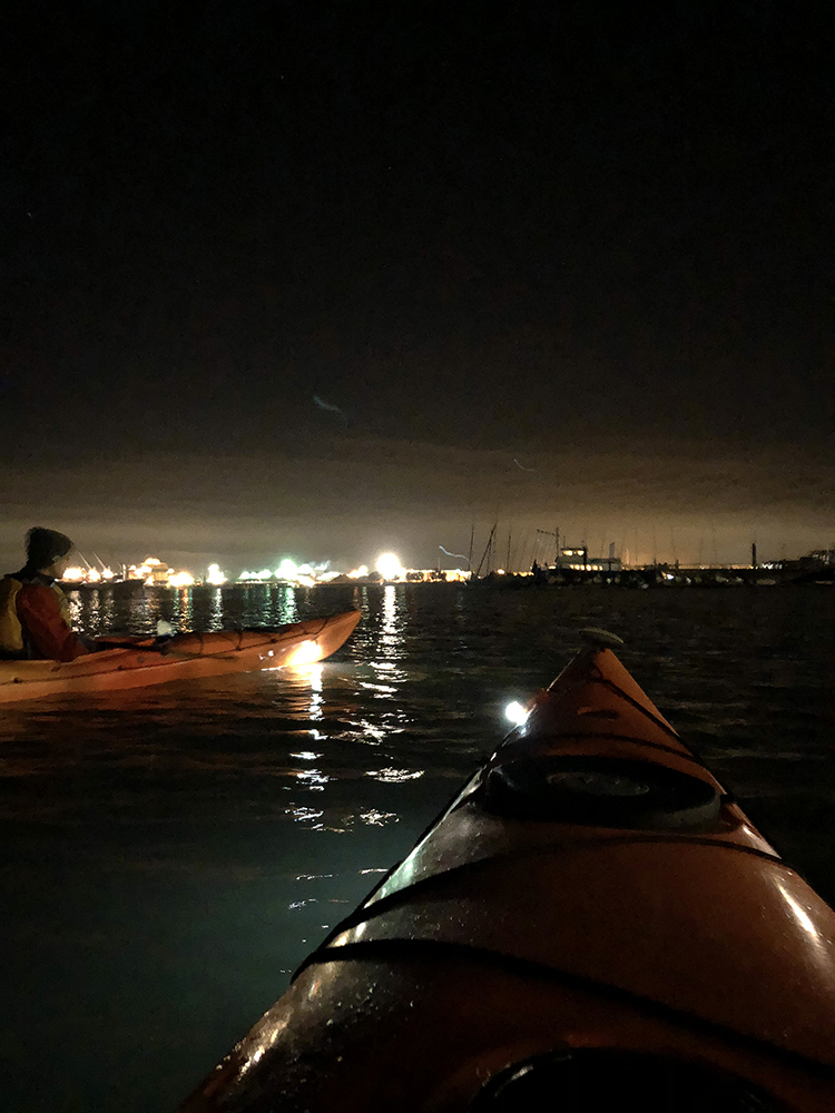 Offbeat SF Activity: Evening Kayak Tour with REI
