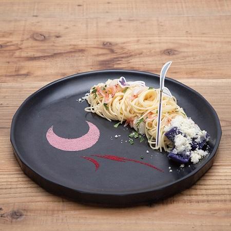 半妖の夜叉姫カフェのメニュー参考画像