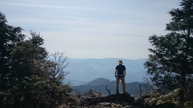 mt shiraga shiragayama kochi motoyama hiking (4)