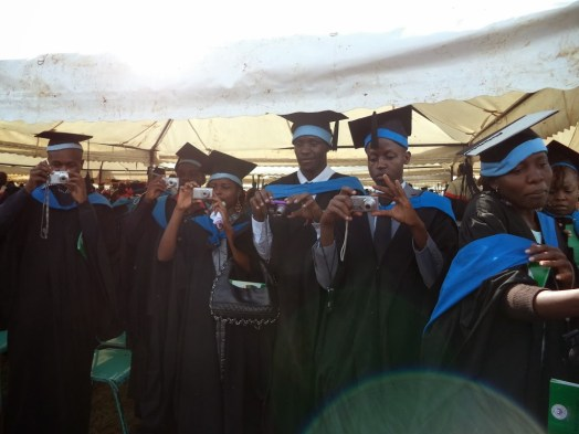 Moi University Graduation Ceremony