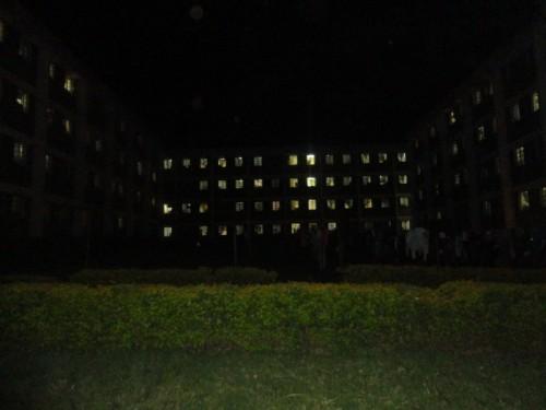 Hostel L, Moi University