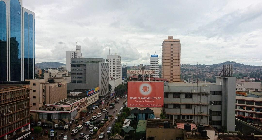 Kampala Road CBD