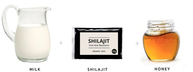Shilajit-Milk-and-Honey-bath