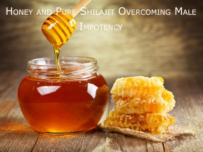 Honey-and-Pure-Shilajit-Overcoming-Male-Impotency