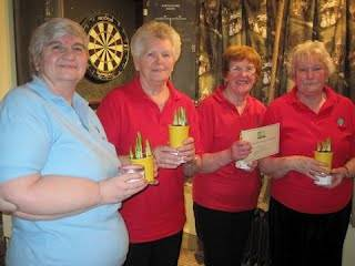 WI Darts Team