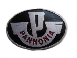 Шильдики на мотоциклы Pannonia