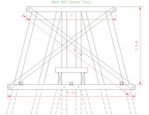 Figure 2 Bent 10