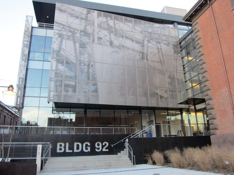 BLDG 92 Brooklyn Navy Yard