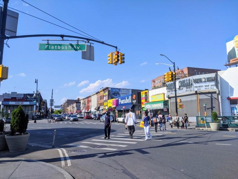 NYC Black Bucket List Flatbush Ave