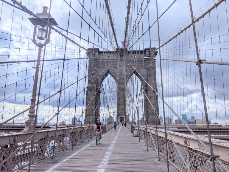Brooklyn Bridge podcast