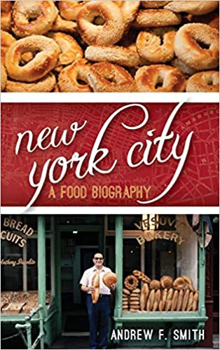 Books About Food in NYC 2
