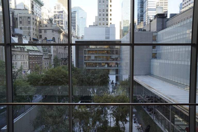 MoMA Rockefellers' NYC