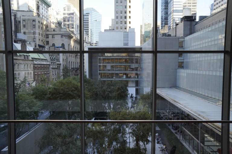MoMA Rockefellers' NYC