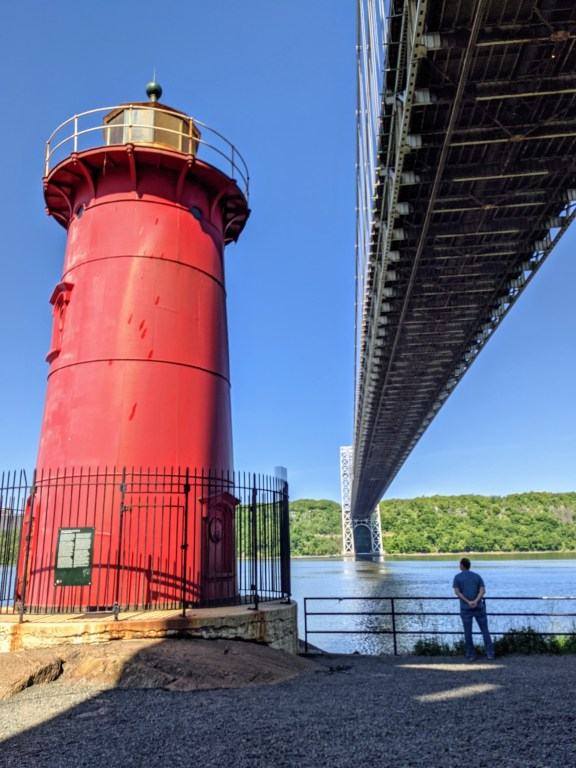 Little Red Lighthouse Underrated Places in Upper Manhattan