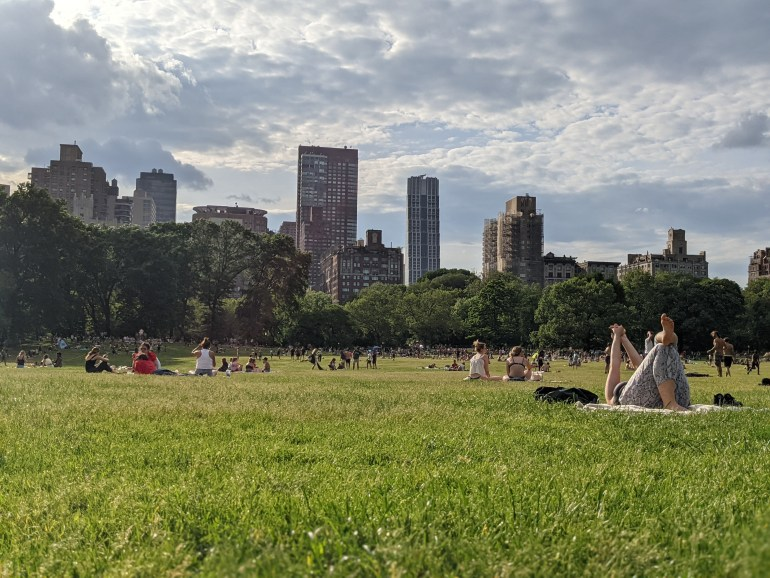 Make the most of your NYC summer, Central Park