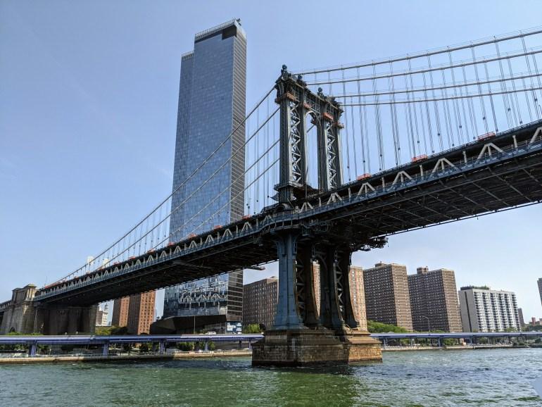 Make the most of your NYC summer, Manhattan Bridge
