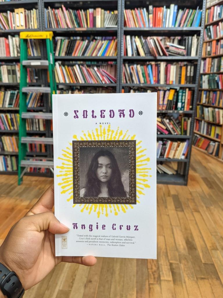 NYC Beach Reads Soledad
