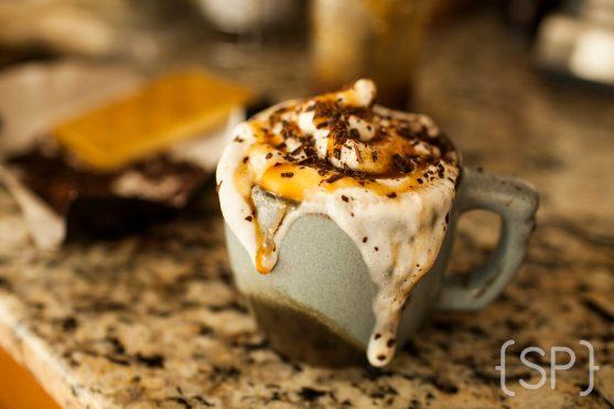 caramel latte 5