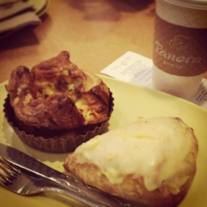 My Breakfast! :)
