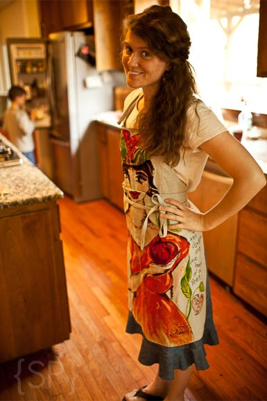 My New apron! :)