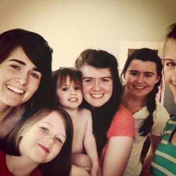 The crew! :)