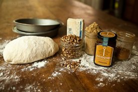 Slickepott sticky buns :: Granola Girl Bakes 2