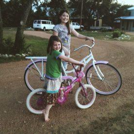 Bike riding :)