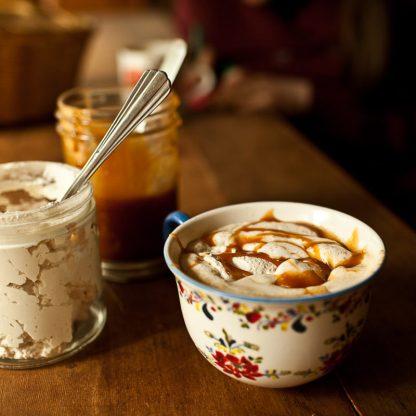 Caramel Latte!