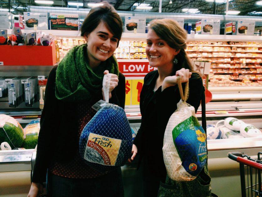 Our Turkeys! ;)