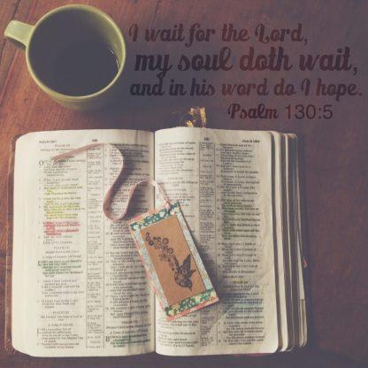 psalm 130.5