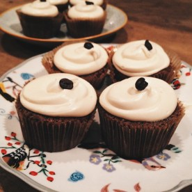 Mochachino Cupcakes!