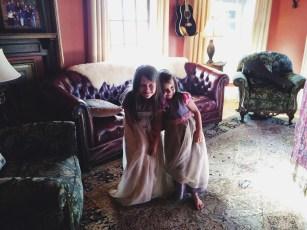 Dress up for Bekah & Emmi!