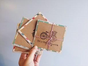 Card craftin'!