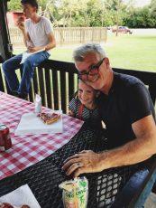 Emmi + Dad