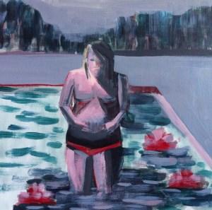 Artist Shilo Ratner_work in Progress_12x12 Panel