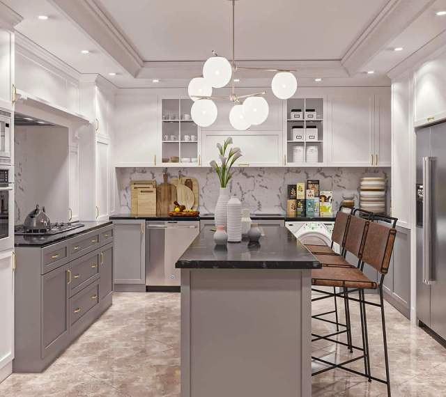 What's the Cost of a Modular Kitchen