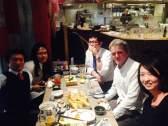 Brighton Japan Club Reunion in Nagoya