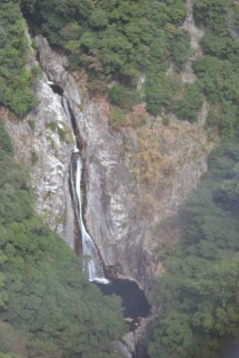 Teeny waterfall