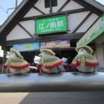 江ノ島近辺の暇つぶし方法を、江ノ島駅のすずめ達に聞いてみた!
