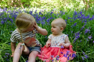Outdoor baby & family photo shoot, Tooting