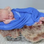 Newborn photoshoot, Clapham, London