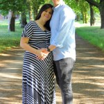 Maternity photoshoot, Clapham, London