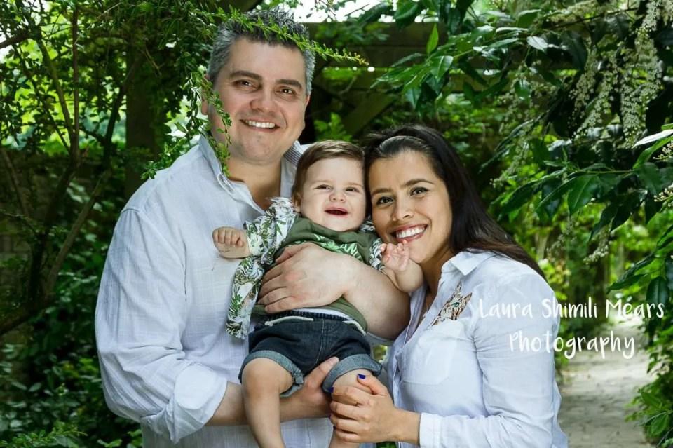 Outdoor family photo shoot, Wandsworth photographer