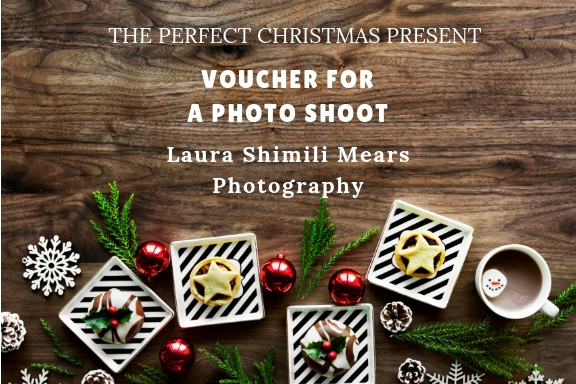 The perfect Christmas gift, photography voucher, Tooting Bec