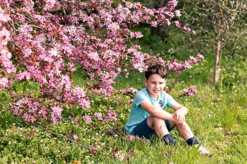 Spring mini-sessions, London photographer