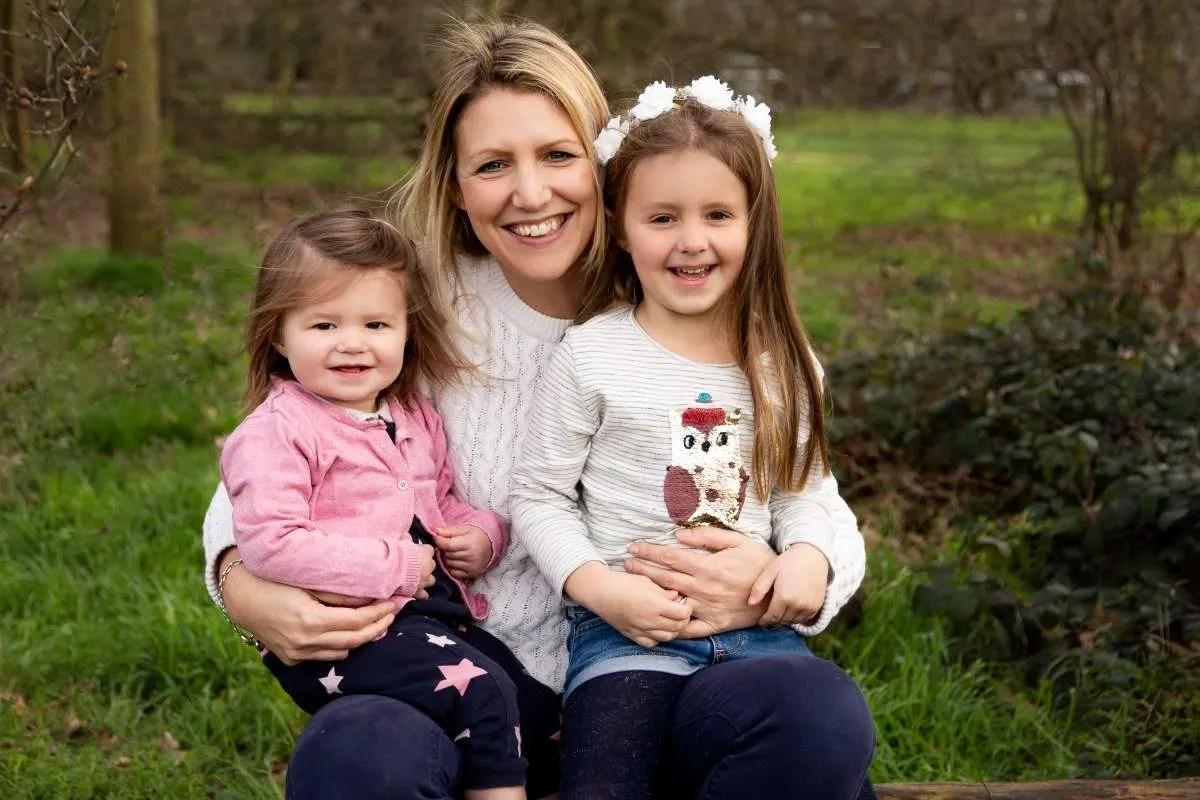 Family photo shoot, Tooting photographer