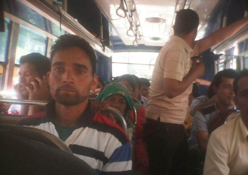 Bus to Banjar