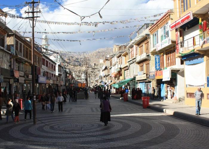 Leh Bazaar